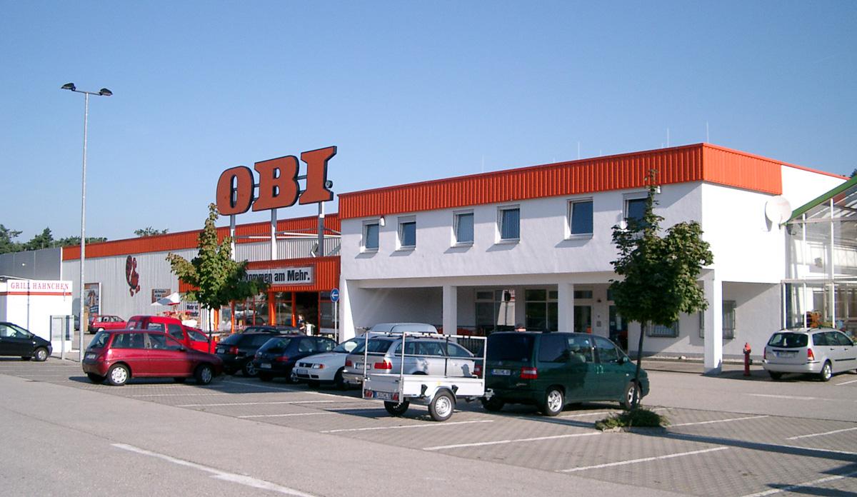 obi baumarkt in r thenbach a d pegnitz am gewerbepark hacker stockhecke. Black Bedroom Furniture Sets. Home Design Ideas
