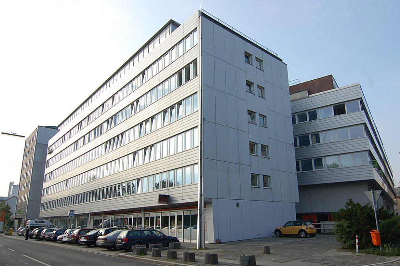 Bürokomplex Deutscherrnstraße