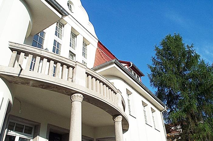 Jugendstilvilla in Nürnberg, Virchowstraße