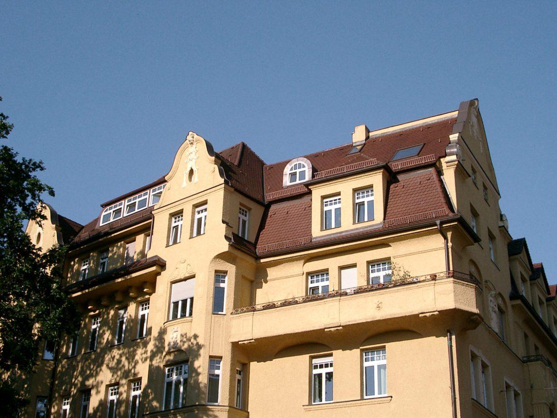Jugendstilensemble in Nürnberg, Wodanstraße