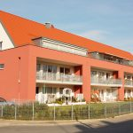 Wohnanlage mit 12 Wohneinheiten und Tiefgarage in Altdorf, Prätoriusstraße