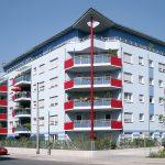 Wohnanlage mit 31 Wohneinheiten und Tiefgarage in Nürnberg, Grolandstraße