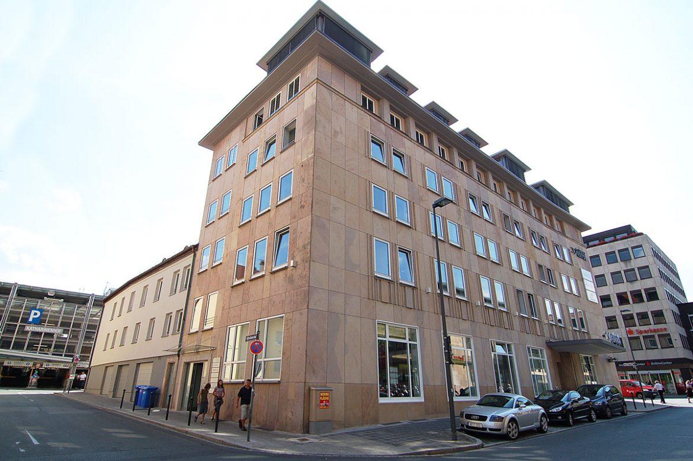 Lorenz Kontore in Nürnberg, Lorenzer Platz