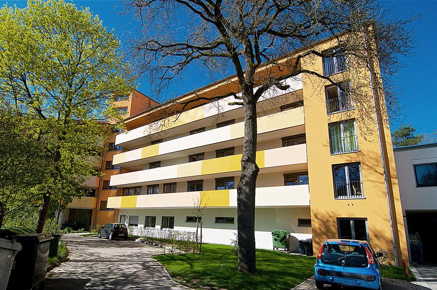 Seniorenwohnheim in Röthenbach